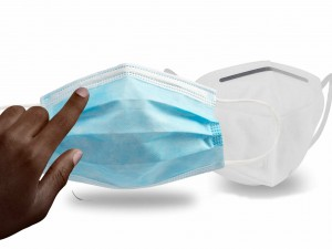 Face Masks, Surgical Masks and  Respirators Compared