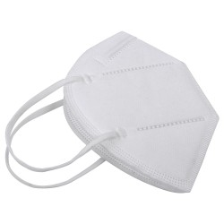 FFP2 Personal Protective Respirator Masks (N95 Equivalent) - 10 Count